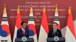 La République de Corée conclut un accord commercial préliminaire avec l'Indonésie
