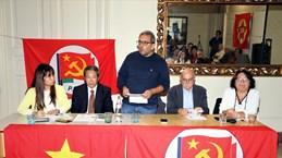 Italie : rencontre pour discuter du Président Hô Chi Minh en Sicile