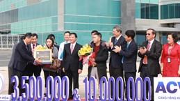 Khanh Hoa accueille son 3,5 millionième visiteur étranger