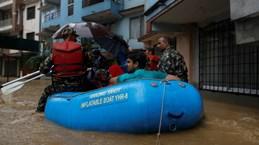 En Asie du Sud, des fortes inondations font de nombreuses victimes
