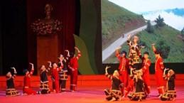 Thai Nguyên : 3e festival du chant d'amitié Vietnam-Laos