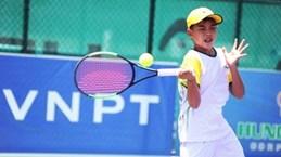 Ouverture des Championnats de tennis U14 d'Asie de Da Nang 2019-Groupe A