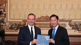 Agriculture high-tech: HCM-Ville promeut la coopération avec l'Allemagne