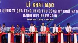 Ouverture de la Foire Hanoï Gift Show 2019