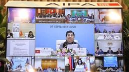 AIPA 41: Coopération parlementaire, construction d'une communauté à responsabilité sociale