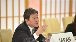 Le Japon affirmé le maintien de la vaste mer de la région Asie-Pacifique en tant que mer libre