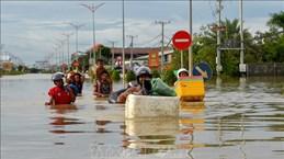 UE : aide de 400.000 d'euros aux victimes des inondations au Cambodge