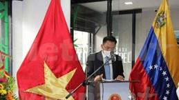 Célébration des 31 ans des relations diplomatiques Vietnam-Venezuela
