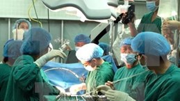L'hôpital de l'amitié Viet Duc reconnu comme un centre de formation aux normes mondiales