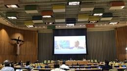 Le Conseil de sécurité de l'ONU se réunit pour la deuxième fois au siège à New York en 2021