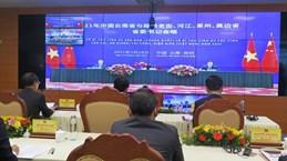 Quatre localités du Nord-Ouest intensifient leur coopération le Yunnan (Chine)
