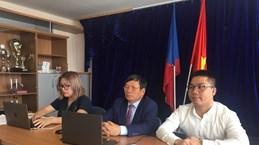 """Le forum """"Initiatives des jeunes vietnamiens en Europe"""" s'est tenu virtuellement"""