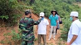 Quang Ninh : Remis d'un Chinois recherché qui est entrée et restée illégalement au Vietnam