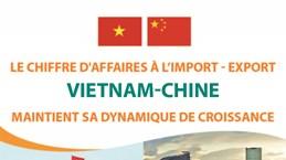 La valeur d'import - export Vietnam-Chine maintient sa dynamique de croissance