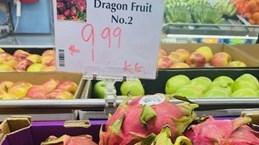 Les consommateurs australiens adorent le fruit du dragon vietnamien