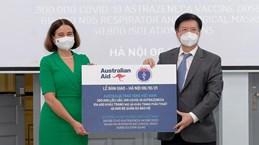 Le Premier ministre Pham Minh Chinh envoie une lettre de remerciement à son homologue australien
