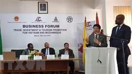 Forum économique Vietnam-Mozambique à Maputo