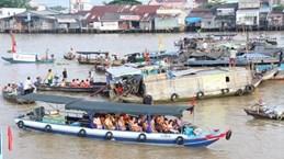 Can Tho : plus de 7 millions d'arrivées touristiques en neuf mois