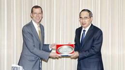 Hô Chi Minh-Ville renforce sa coopération avec les États-Unis en matière d'éducation