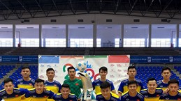Futsal: le Vietnam remporte la victoire devant une équipe espagnole