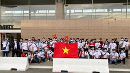 COVID-19 : rapatriement de près de 270 citoyens vietnamiens de Côte d'Ivoire et de certains pays