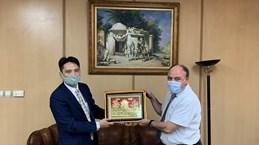 Renforcement de la coopération entre la VNA et l'Agence algérienne de presse APS