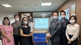 Une entreprise sud-coréenne offre 10.000 masques médicaux à des travailleurs vietnamiens