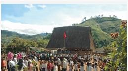 Les Xê Dang encouragés à perpétuer leurs traditions