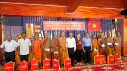 Chol Chnam Thmay: le Comité central du FPV adresse des voeux aux Khmers d'An Giang