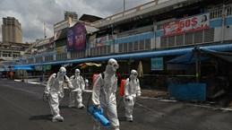 Cambodge : Phnom Penh entièrement verrouillée pour empêcher la propagation du COVID-19