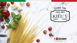 Hanoï : Lancement d'un concours de préparation de plats italiens