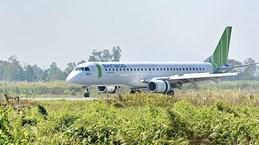 L'exploitation d'avions d'Embraer à l'aéroport de Ca Mau à l'étude