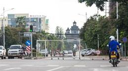 COVID-19 : Le Laos enregistre une hausse des cas de transmission intracommunautaire