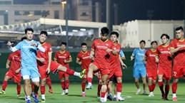 Éliminatoires du Mondial 2022: Vietnam-Chine va se jouer à huis clos