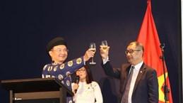 Les Vietnamiens d'Australie, du Canada et d'Arabie Saoudite célèbrent le Têt du Cochon