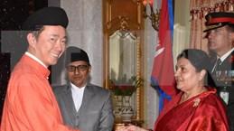 Le Vietnam et le Népal intensifient leurs relations