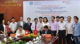 La Suisse aide le Vietnam à appliquer la technologie de télédétection à la production rizicole
