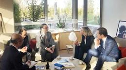Hanoï attache l'importance à la coopération à long terme avec la région Île-de-France