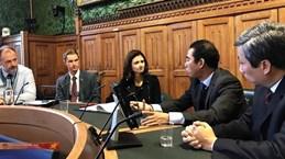 Camion charnier : le Vietnam continue à travailler avec les autorités britanniques