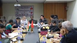 Séminaire sur les relations Vietnam-Inde et des empreintes du Président Ho Chi Minh