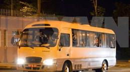 Da Nang : des touristes sud-coréens retournent à leur pays d'origine