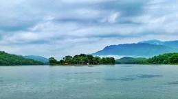 La beauté sauvage du lagon de Vân Hôi