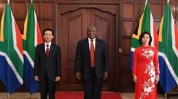 Pour promouvoir le partenariat Vietnam-Afrique du Sud