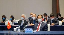 L'ASEAN et la Chine plaident pour la promotion de leur partenariat stratégique