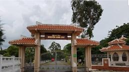 Le site commémoratif de Nguyên Sinh Sac, le père de Hô Chi Minh