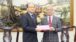 Des entreprises singapouriennes élargissent leur investissement à Dong Nai