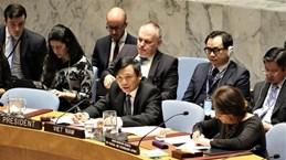 Moyen-Orient : Le CSNU appelle au respect du droit international