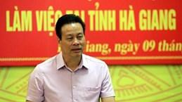 Le Premier ministre signe des décisions de discipliner certains cadres