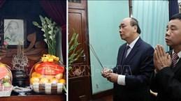 Célébration de la naissance du Parti : en mémoire du Président Ho Chi Minh