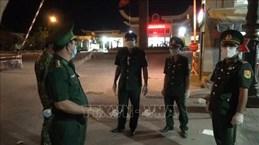 COVID-19 : Tay Ninh suspend les activités des postes frontaliers secondaires